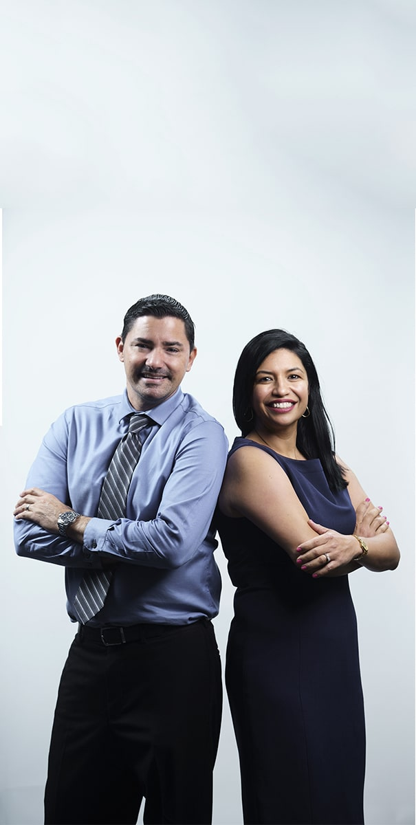 Our two dental specialists in Winter Garden